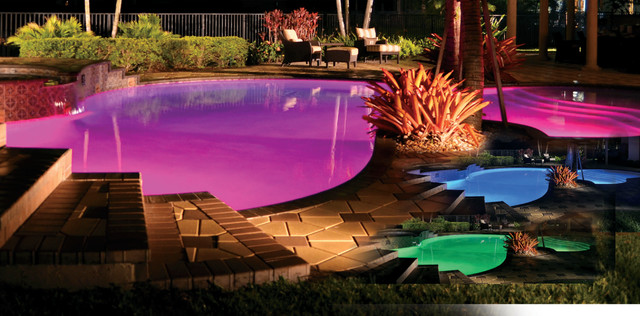 led pool lights ahwatukee bpc pool maintenance. Black Bedroom Furniture Sets. Home Design Ideas