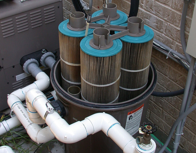 Pool Filter Repair Ahwatukee