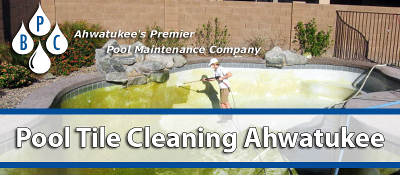 Pool Tile Cleaning Ahwatukee AZ